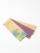 半巾帯0103-02本麻(花更紗・黄×紫)ポイント