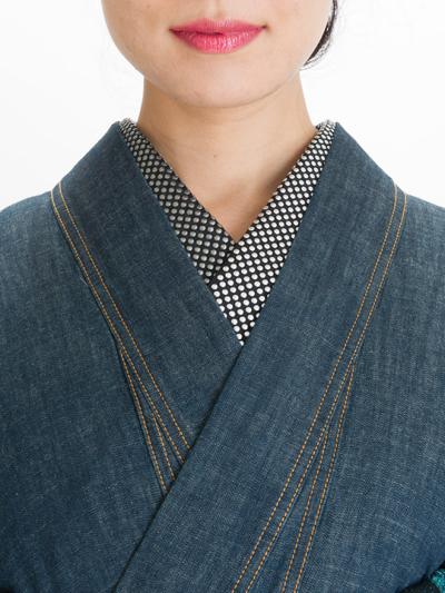 半衿 ホットフィックス  クロ(銀ケシ×ガンメタケシ)