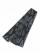 織角帯0227-01 太線(黒×チャコールグレー)