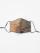 JOTARO マスク 縞ボタン木立 A