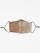 JOTARO マスク 縞ボタン木立 B