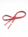 OJ18-01-01帯締め 三段綾竹鎧ビーズ(赤)