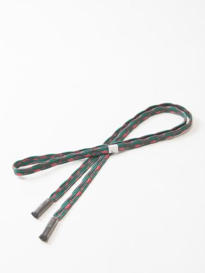 OJ17-04-01帯締め・ミックス(緑×ピンク×グレー)