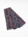 半巾帯0116-04麻の葉柄(グレー系)