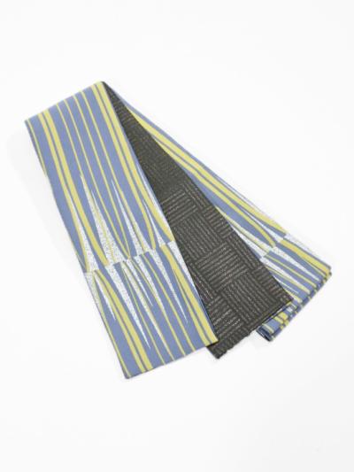 半巾帯0154-04 ブラウジング(イエロー系)