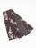 半巾帯0116-09 麻の葉柄(赤紫系)