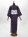 浴衣・上太郎20-03-02 枯木に花シルエット・ボカシ (プレタ)